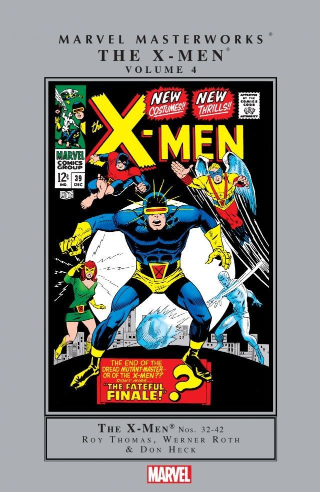 Marvel Masterworks: The X-Men Vol 1 4