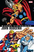 Marvel Visionaries John Buscema Vol 1 1