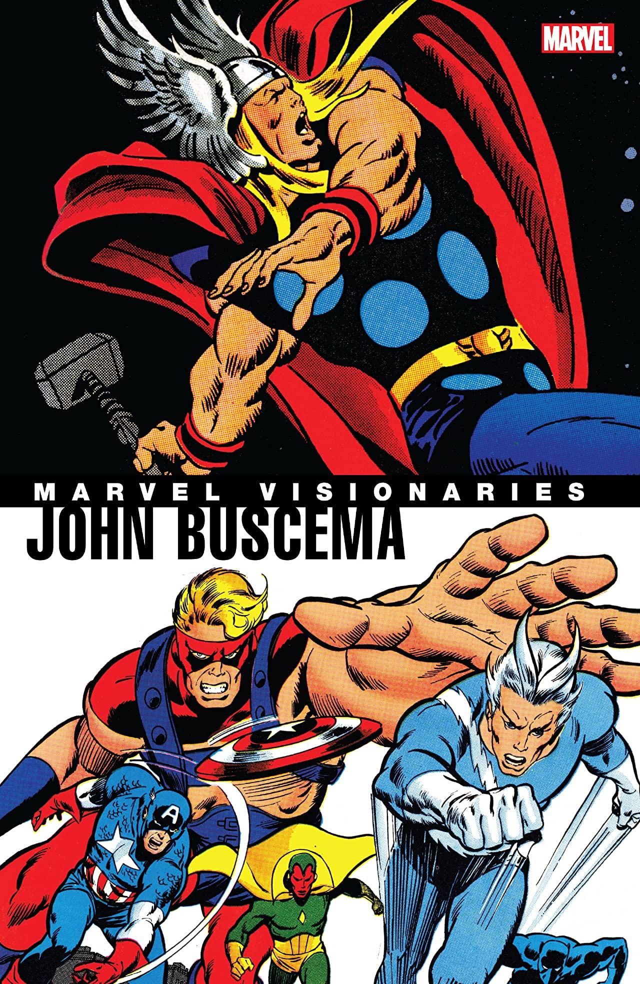 Marvel Visionaries: John Buscema Vol 1 1