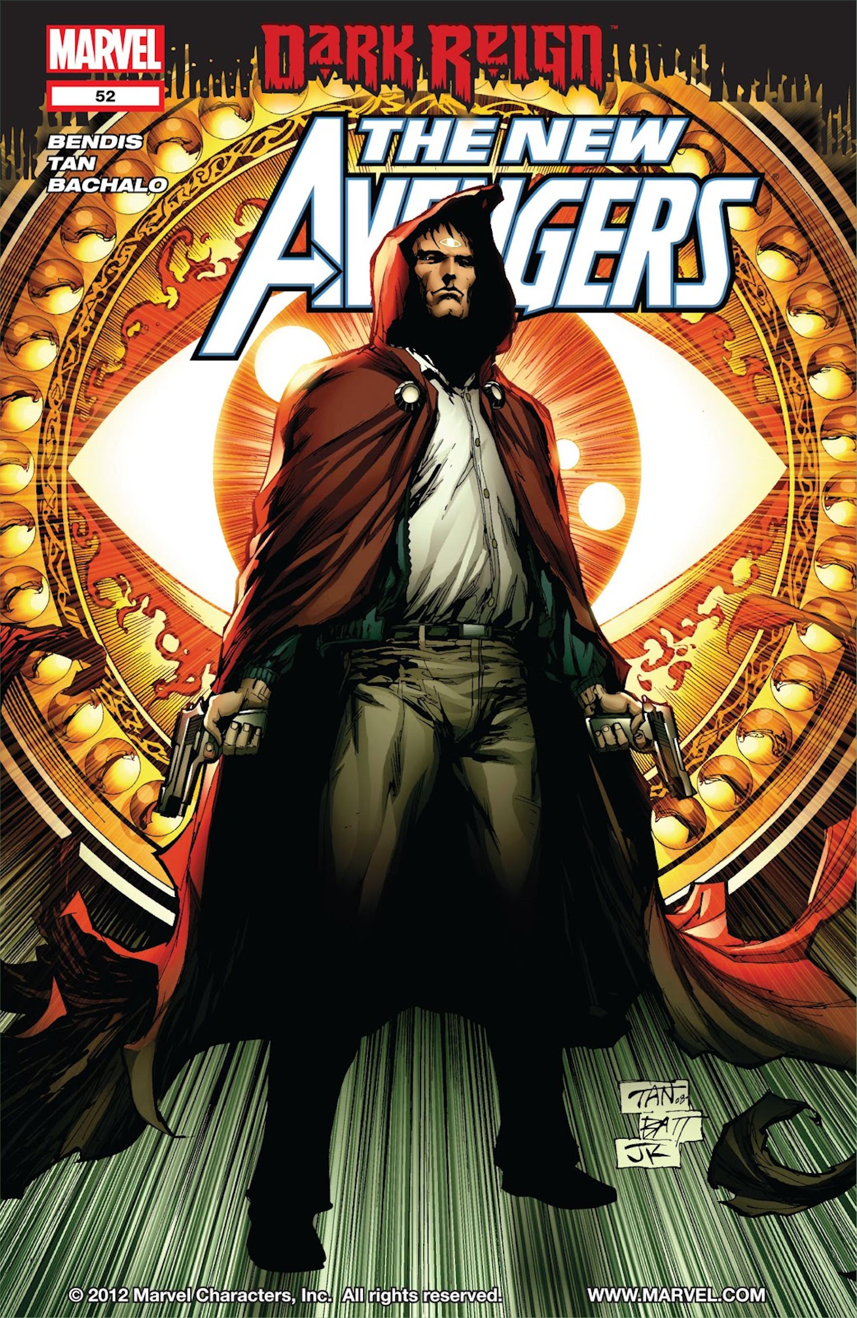 New Avengers Vol 1 52
