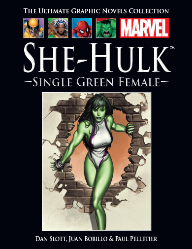 Official Marvel Graphic Novel Collection Vol 1 35