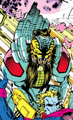 Primate (Void) (Earth-616) from Uncanny X-Men Vol 1 284 001.png