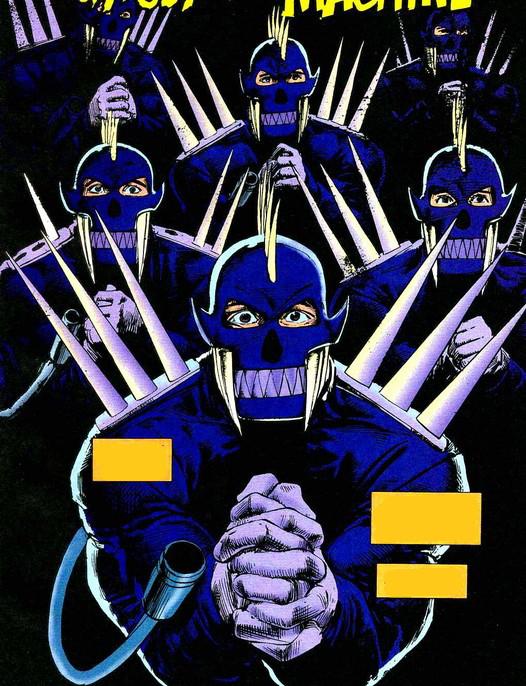 Revengers (Gang) (Earth-616)/Gallery