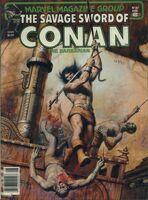Savage Sword of Conan Vol 1 67