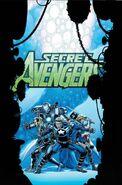 Secret Avengers Vol 1 21 Textless
