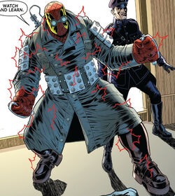 Shultz (Earth-90214) from Spider-Geddon Spider-Man Noir 001.jpg