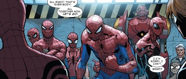 Spider-Army (Multiverse) from Amazing Spider-Man Vol 3 13 002.jpg