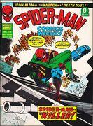 Spider-Man Comics Weekly Vol 1 118