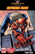 Spider-Man Homecoming Morning Rush Vol 1 2