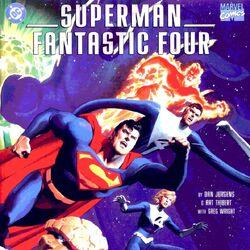 Superman / Fantastic Four Vol 1 1