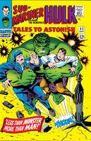 Tales to Astonish Vol 1 83
