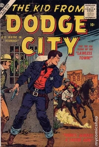 The Kid From Dodge City Vol 1 2