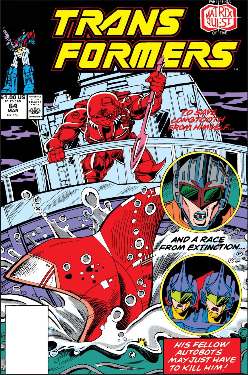 Transformers Vol 1 64