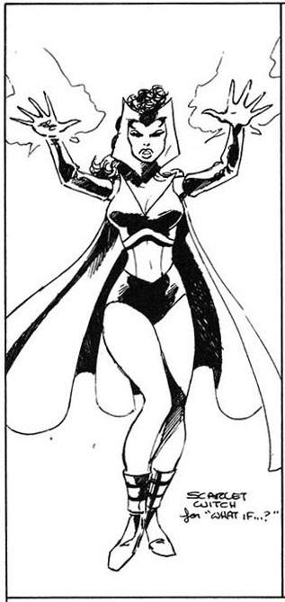 Wanda Maximoff (Earth-8013)
