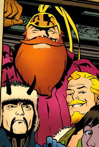 Warriors Three (Earth-10091) from Thor The Mighty Avenger Vol 1 4 0001.jpg