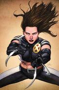 X-23 Vol 3 4 Textless