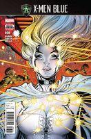 X-Men Blue Vol 1 8