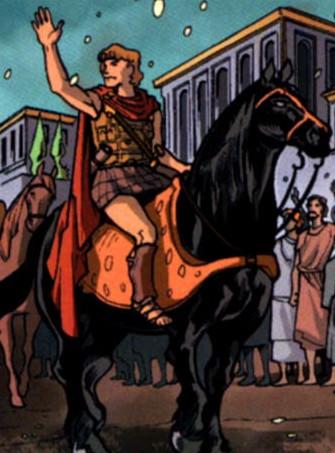 Alexander of Macedon (Earth-20051)