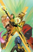 All-New X-Factor Vol 1 2 Campbell Variant Textless