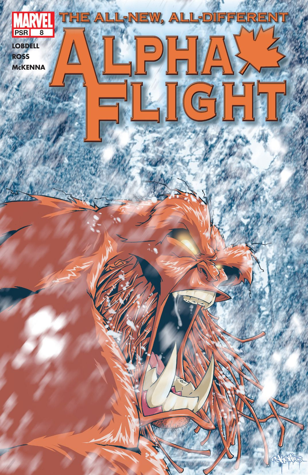 Alpha Flight Vol 3 8