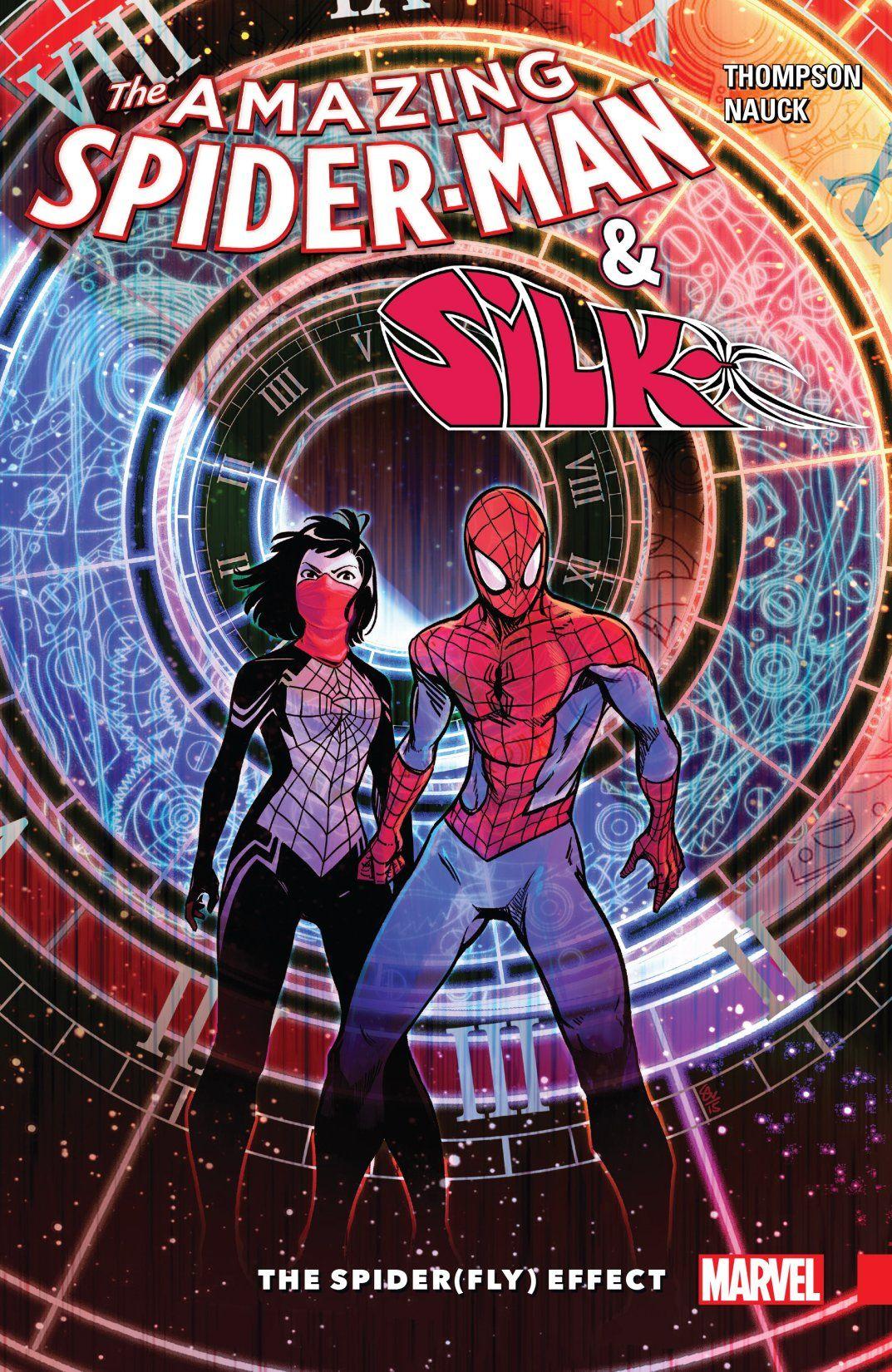 Amazing Spider-Man & Silk: Spider(Fly) Effect TPB Vol 1