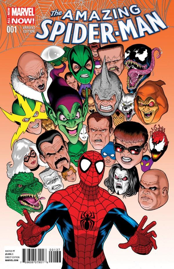 Amazing Spider-Man Vol 3 1 Maguire Variant.jpg