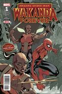 Amazing Spider-Man Wakanda Forever Vol 1 1