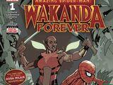 Amazing Spider-Man: Wakanda Forever Vol 1 1