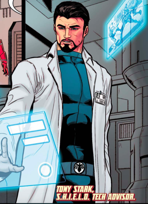 Anthony Stark (Earth-415) from Marvel Future Fight An Eye on the Future Vol 1 1 001.png