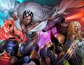 Astonishing X-Men Vol 3 31 Textless