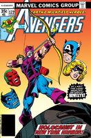 Avengers Vol 1 172