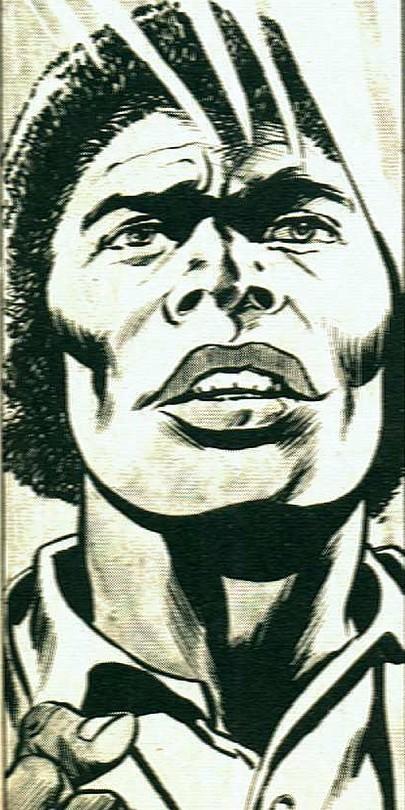 Black Brother (Joshua) (Earth-616)