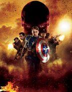 Captain America The First Avenger poster 002 textless