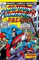 Captain America Vol 1 220