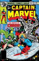 Captain Marvel Vol 1 61