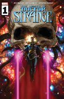Death of Doctor Strange Vol 1 1