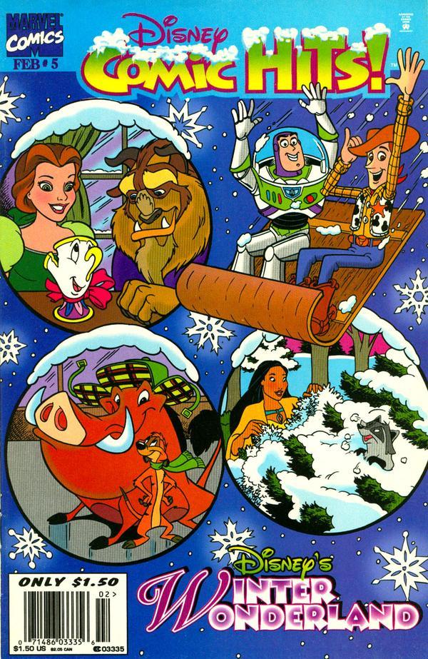Disney Comic Hits Vol 1 5