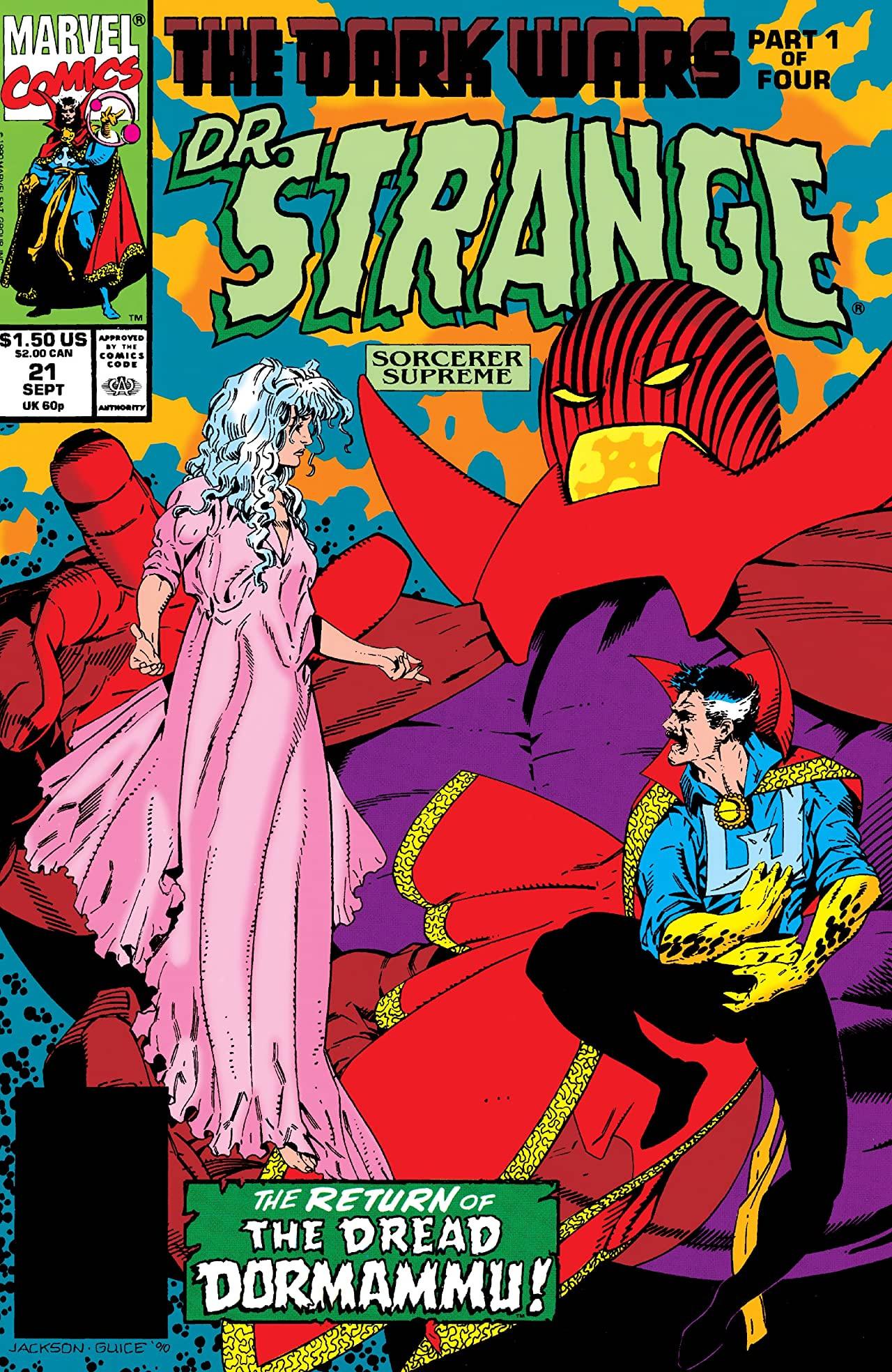Doctor Strange, Sorcerer Supreme Vol 1 21