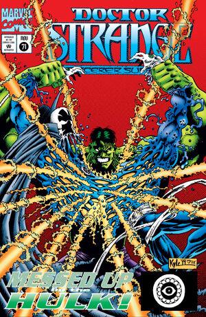 Doctor Strange, Sorcerer Supreme Vol 1 71.jpg