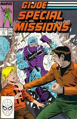 G.I. Joe: Special Missions Vol 1 22