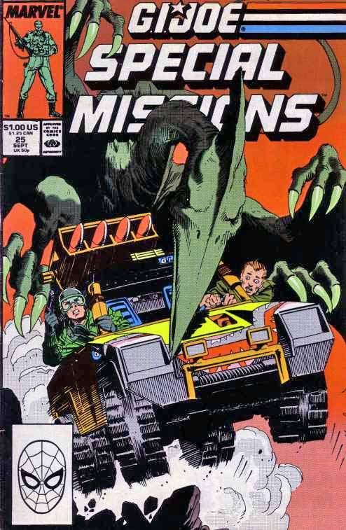 G.I. Joe: Special Missions Vol 1 25