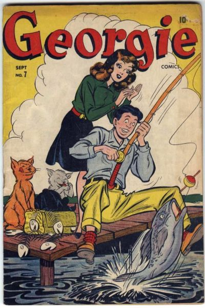 Georgie Comics Vol 1 7
