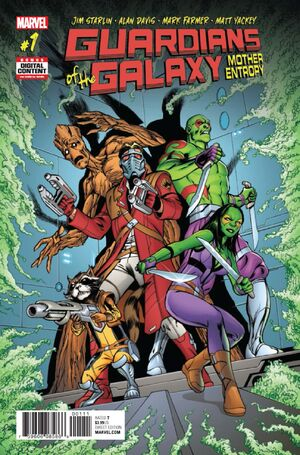 Guardians of the Galaxy Mother Entropy Vol 1 1.jpg