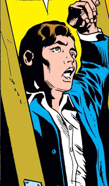 Hal Logan (Earth-616)