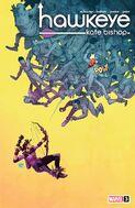 Hawkeye Kate Bishop Vol 1 3