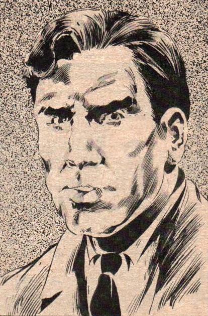 Henry Baskerville (Earth-616)