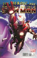 Invincible Iron Man Vol 2 25