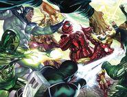 Iron Man Vol 6 1 Wraparound Textless