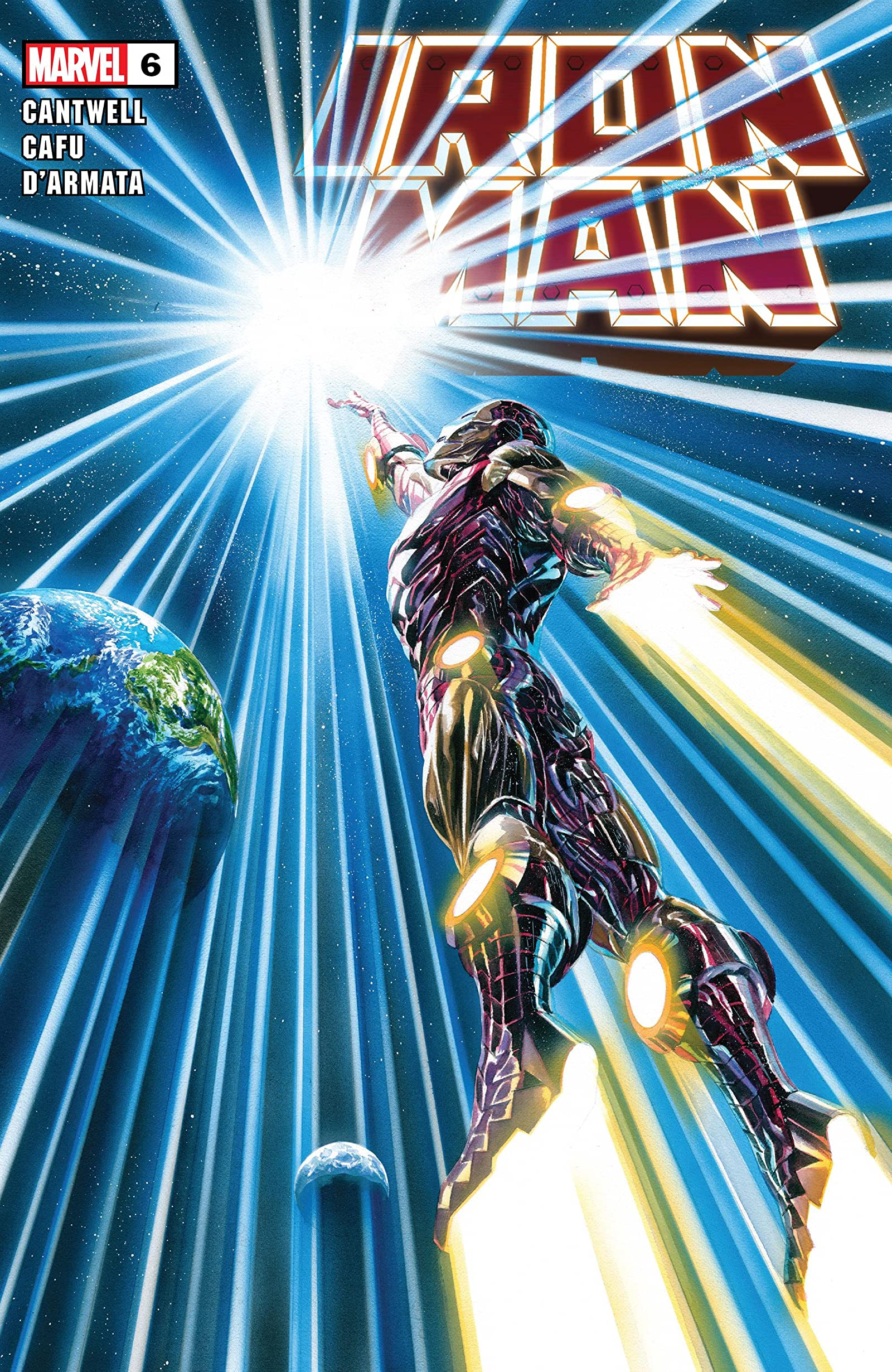 Iron Man Vol 6 6