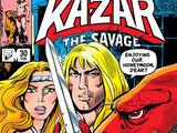 Ka-Zar the Savage Vol 1 30